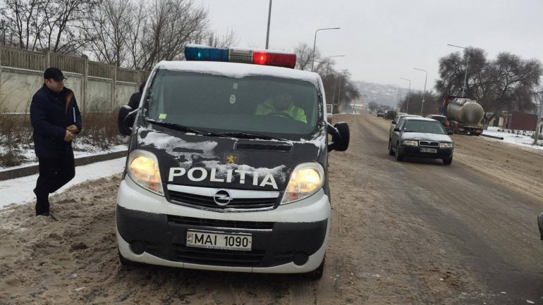 TRAGIC ROAD ACCIDENT on outskirts of Chisinau (PHOTO)