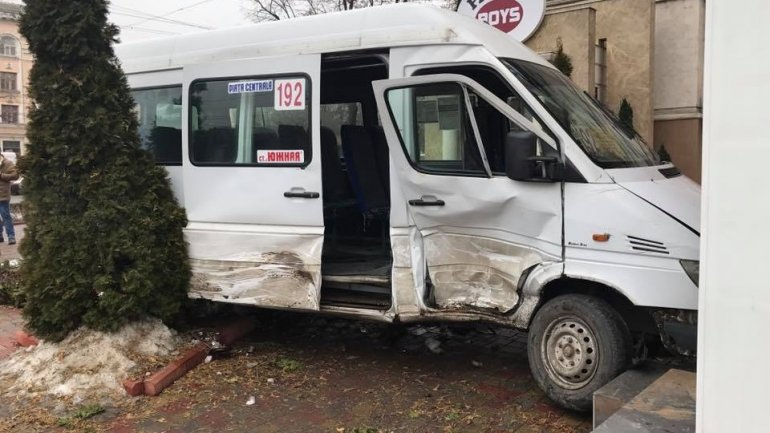 Serious accident in Capital (PHOTO)