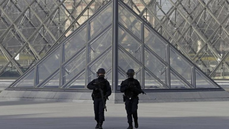 Louvre attacker, in formal detention, declines to speak to investigators: source