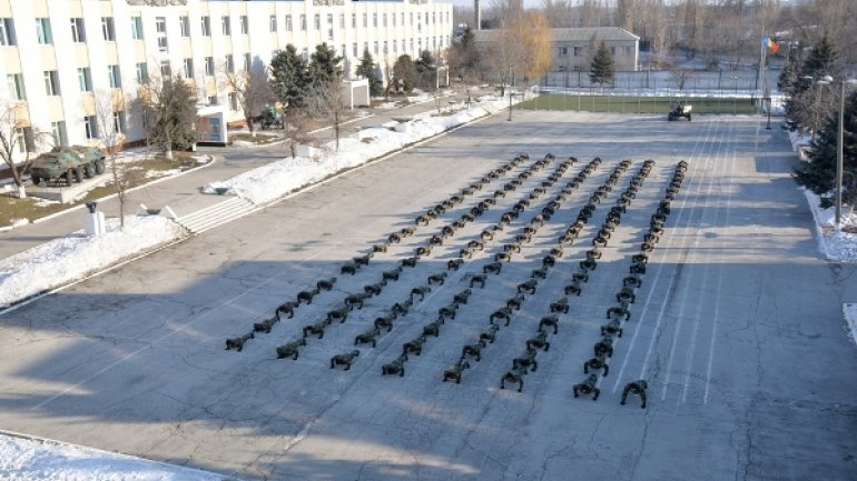 """Strength and Solidarity. Moldovan National Army joins """"22 Pushup Challenge"""" (PHOTO)"""