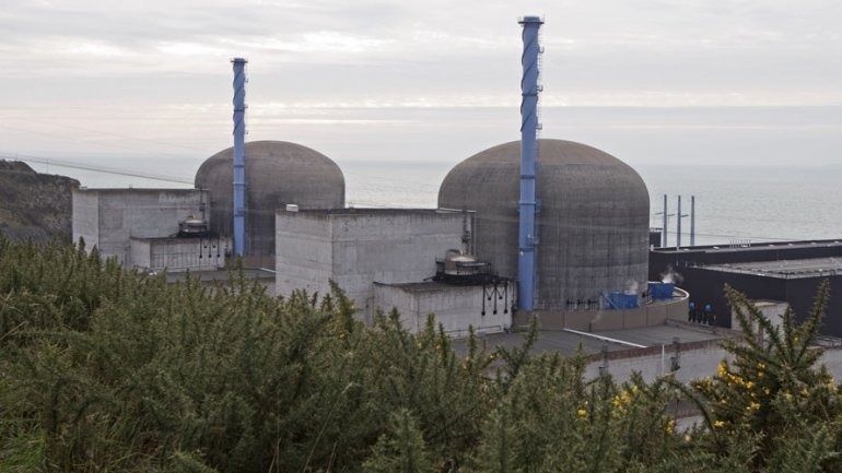 Explosion at Flamanville nuclear power plant in France: Five intoxicated persons, no nuclear risk (PHOTO/VIDEO)