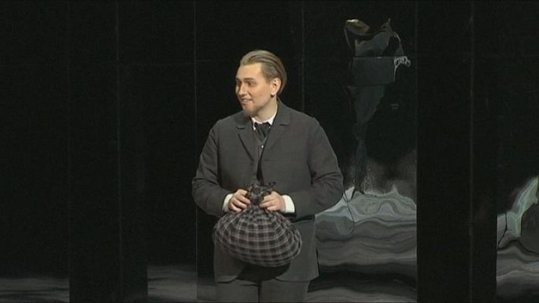 "Bolshoi Ballet stages Mieczyslaw Weinberg's opera ""The Idiot"" (VIDEO)"