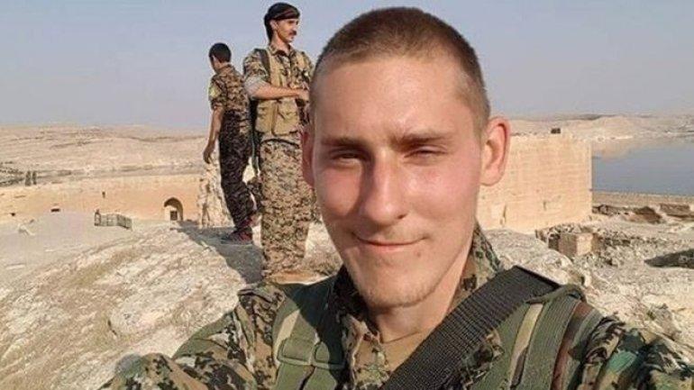 Briton volunteer kills himself to avoid IS capture