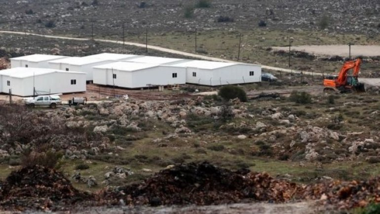 """New Israel settlements """"may not be helpful"""" to peace, says US"""
