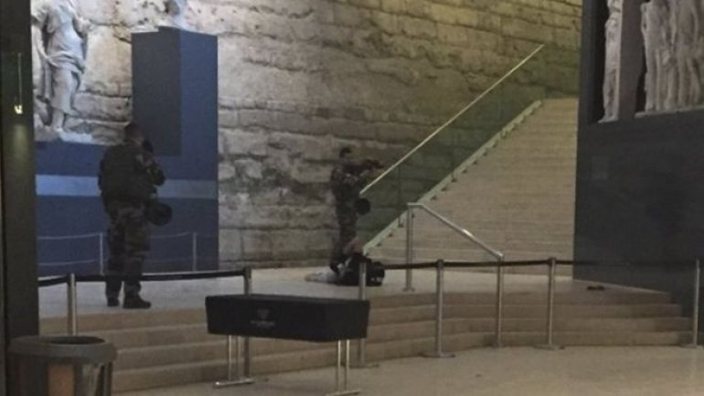 Louvre attack: Egyptian man, 29, believed to be assailant