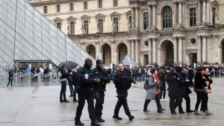 Louvre attack: My son is no terrorist, says suspect's father