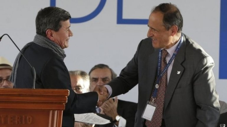 Colombia: Peace talks with ELN rebel group begin