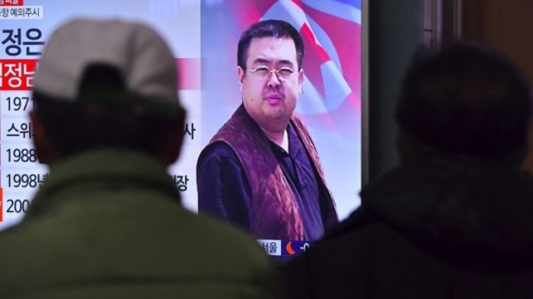 North Korean man arrested over killing of Kim Jong-nam