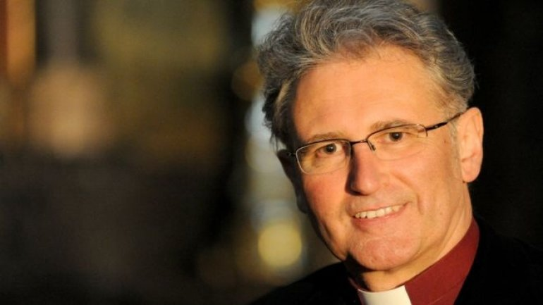 Bishop presses wrong button in gay marriage report vote