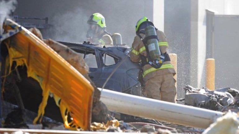 Melbourne plane crash: Five killed as aircraft hits shopping centre (PHOTO/VIDEO)