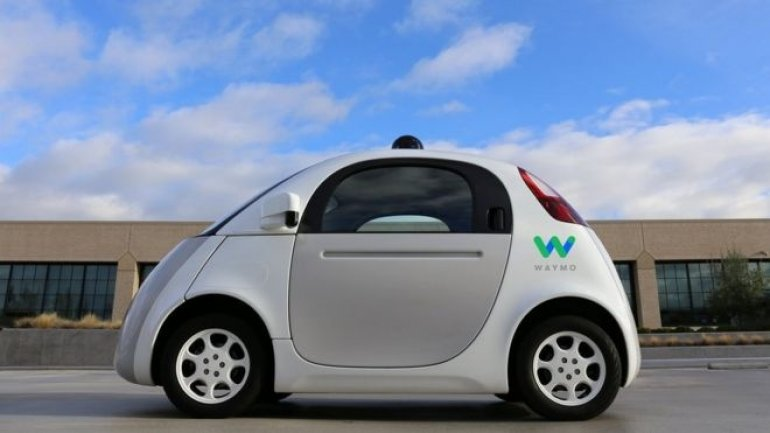 Google's self-driving firm sues Uber