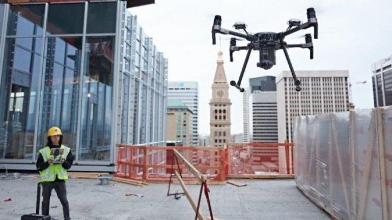Drones get plane collision avoidance tech