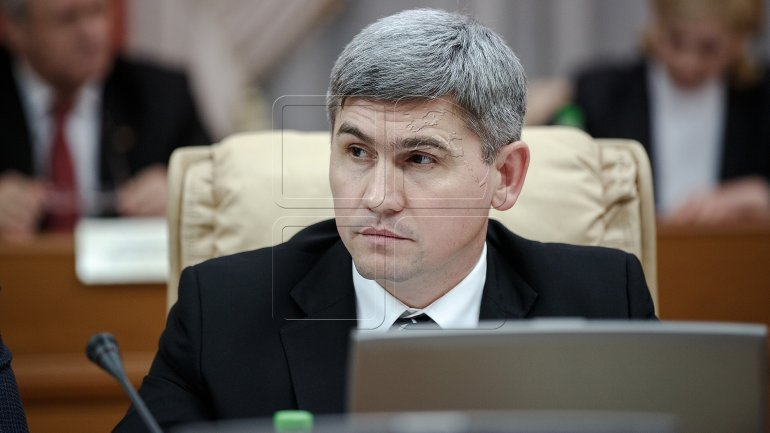 Minister of Internal Affairs, Alexandru Jizdan: Everything is under control, no exceptional situation