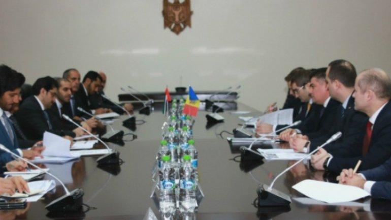 U.A.E. businessmen find Moldova attractive for investments