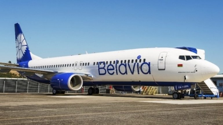Belarusian air carrier Belavia plans to launch flight to Chisinau
