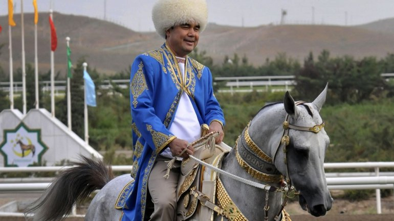Presidential elections in Turkmenistan. No doubt about Kurbanguly Berdymukhamedov