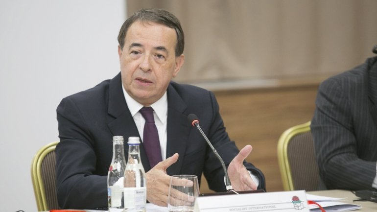 Secretary of The Socialist International, Luis Ayala: Moldova is on the right path