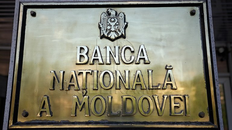 Moldova's currency reserves went DOWN in January