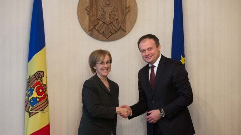 Moldovan Speaker Andrian Candu agrees to become road safety ambassador