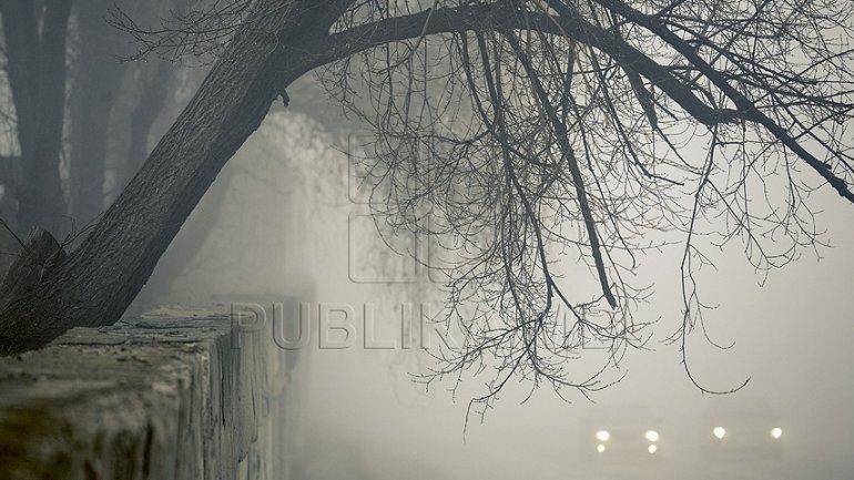 Weather: Yellow warning of fog across country