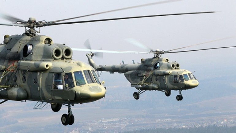 India awaits shipments of Russian war choppers