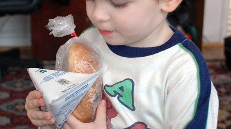 Parents worry of bad food quality in Bulboaca village kindergarten