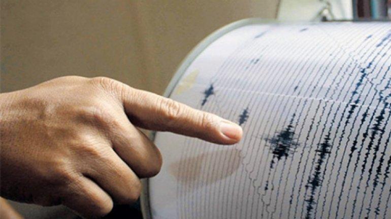 Earthquake near Moldova