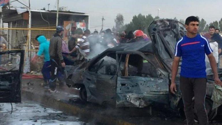 Baghdad car bomb kills 48 as Islamic State escalates insurgency