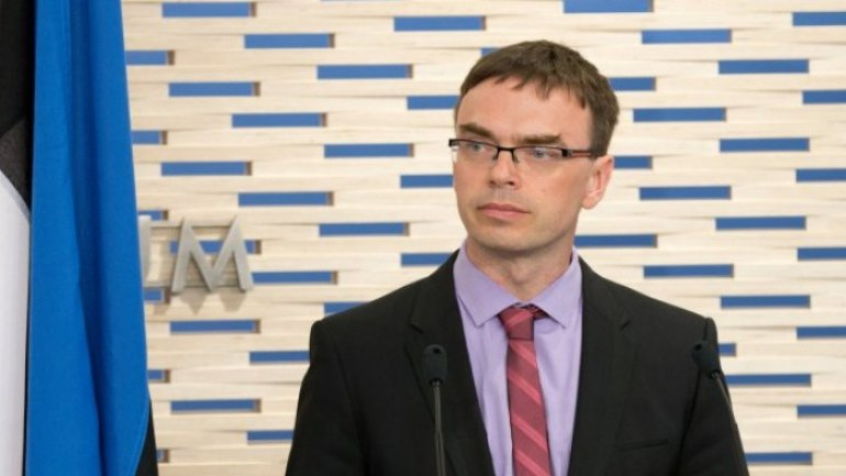 Head of Tallinn diplomacy Sven Mikser pays official visit to Moldova