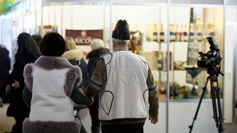 Belarusian companies exhibit products, sign contracts at 'Made in Moldova'