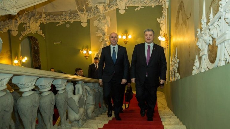 Prime Minister Pavel Filip: Chisinau supports territorial integrity of Ukraine
