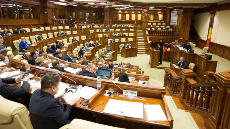 Parliament APPROVES program for implementation of Moldova-EU Association Agreement