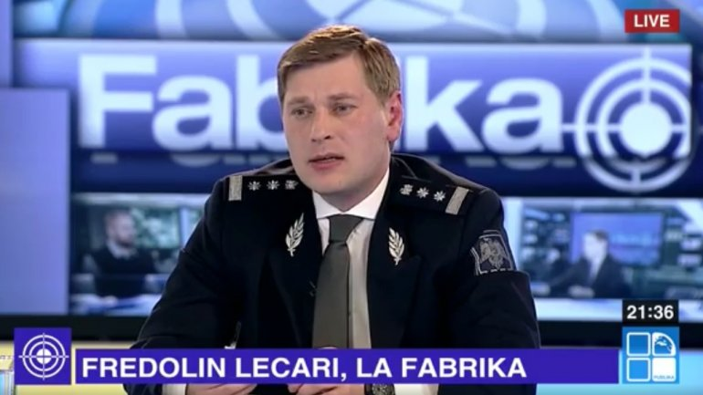 Fabrika talk-show: Priorities of Border Police for 2017
