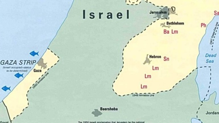 Gaza strip to be governed by Hamas leading militant
