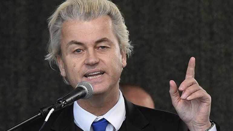 Far-right Dutch party, popular in approaching elections. Its leader says THIS about Islam