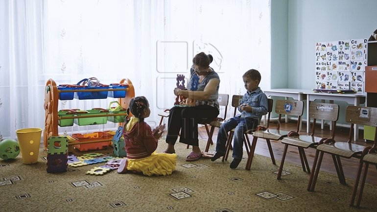 Romanian Government to allocate THREE MILLION EUROS for modernization of Moldovan kindergartens