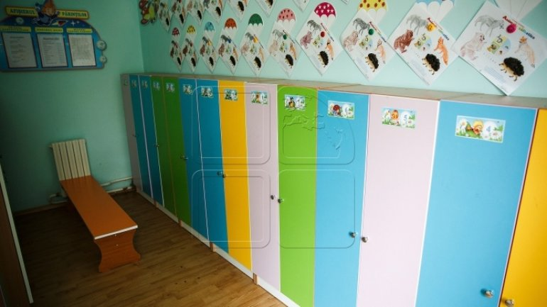 Moldovan kindergartens renovated with Romanian support