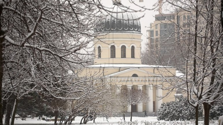 Weather forecast for following days in Moldova