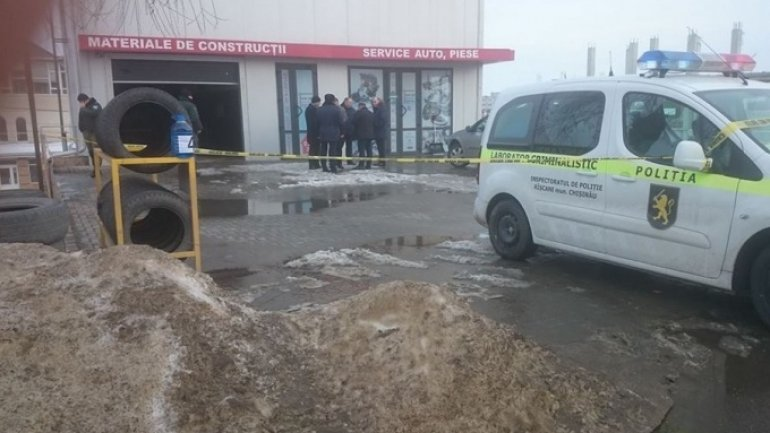Details in case of shooting at spare part store near Chisinau: Another one hospitalized