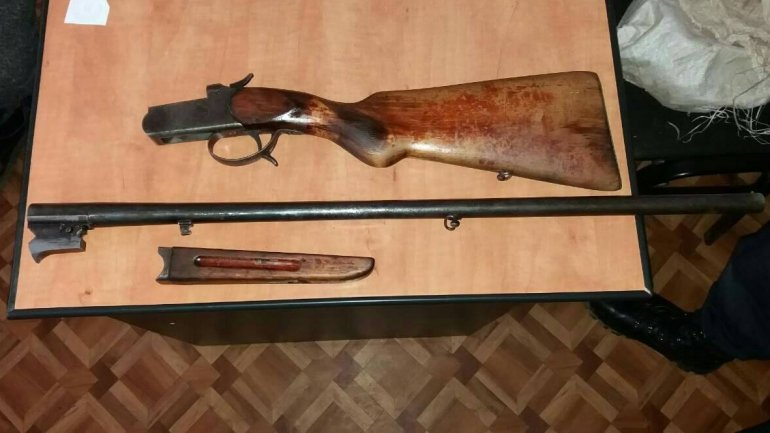 Hunting rifles CONFISCATED from poachers in north and west of country