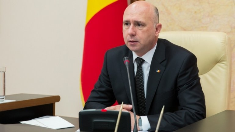 Pavel Filip: Moldova, willing to expand cooperation with Ukraine regarding border control