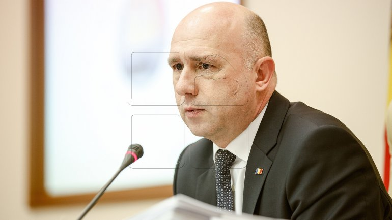 Pavel Filip on Moldova's historical debt to Gazprom: It will be deferred for 15 years period