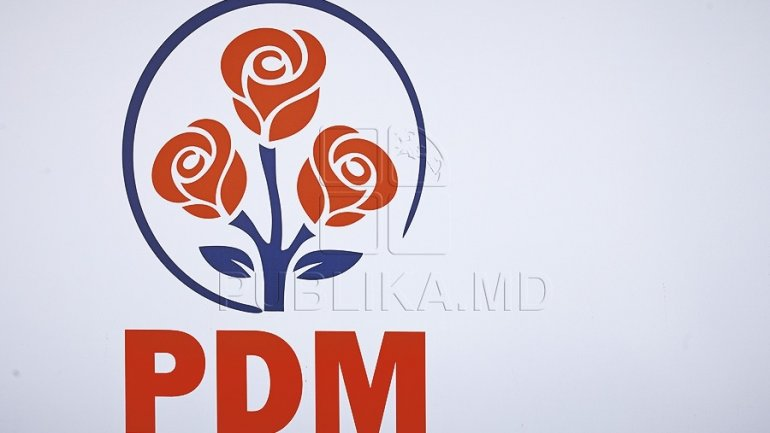 Democratic Party of Moldova celebrates 20th anniversary