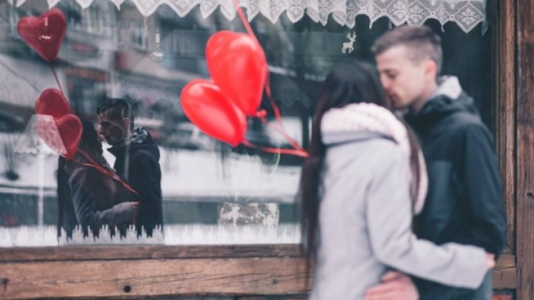 St. Valentine's Day, celebrated by Moldovans fastuously