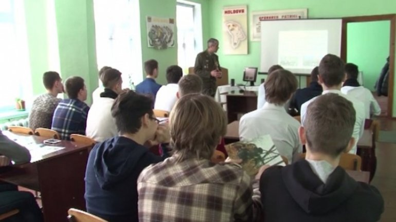 1/5 of Moldovan young men are not suitable for army