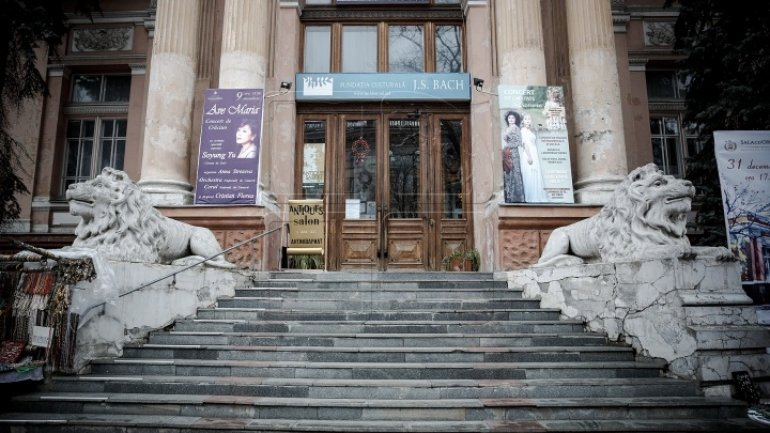 Organ Hall refurbishment is praised by Culture Minister and Romanian Ambassador