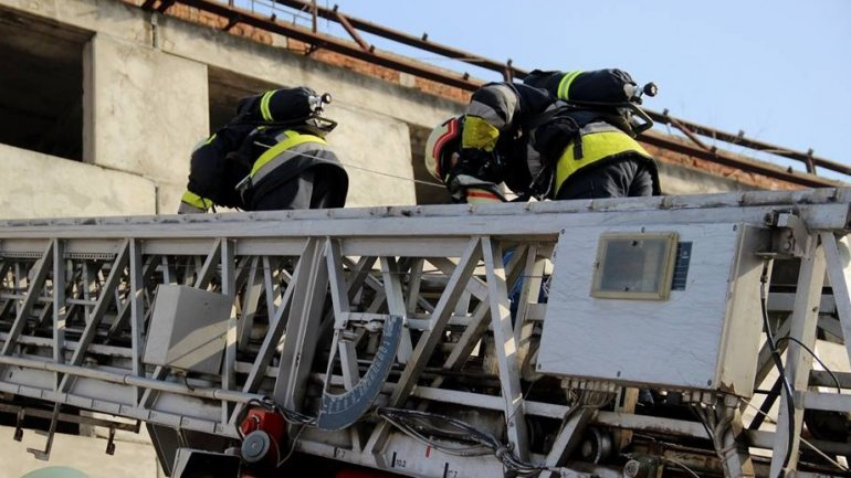 Rescuers test their abilities to intervene in extreme conditions (VIDEO)