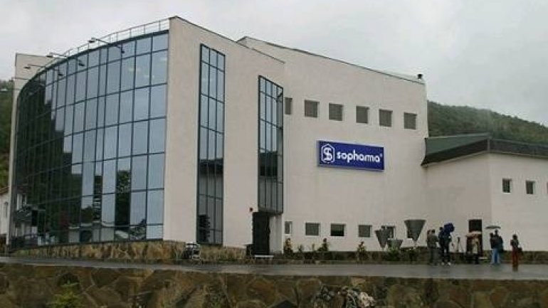 Moldova's competition regulator lets Bulgarian Sopharma to acquire RAP Pharma International