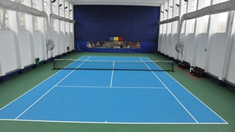 Inauguration of tennis hall of European Standards in Capital