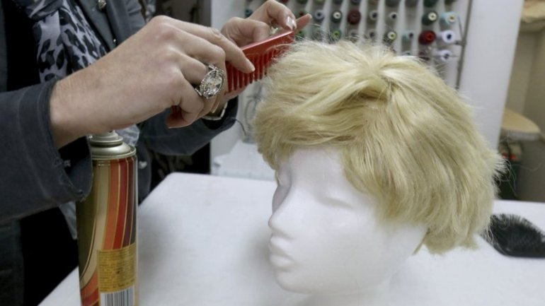 Vienna runs short of Trump-style wigs ahead of carnival